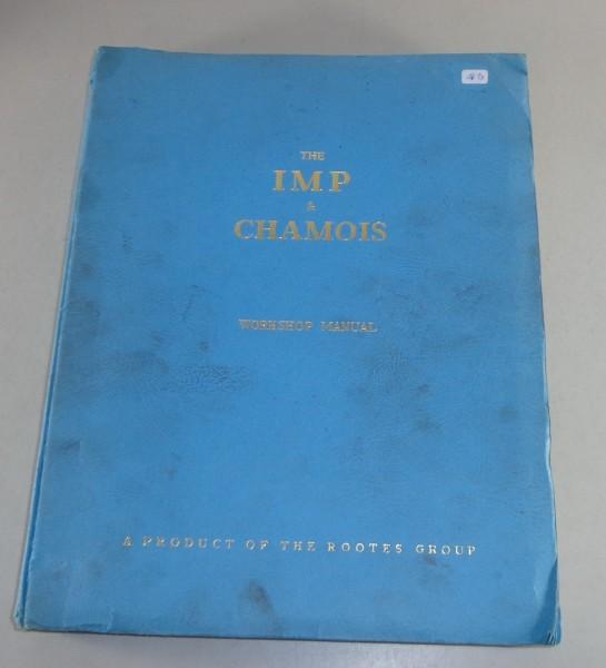 Werkstatthandbuch / Workshop Manual Hillman Imp + Singer Chamois, Rootes Group