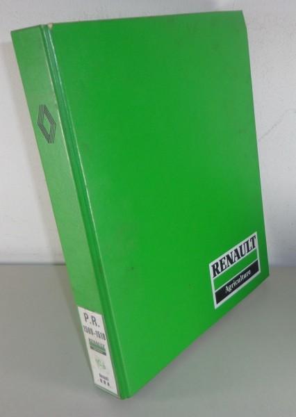 Teilekatalog / Parts List Renault Agriculture Traktor Motoren D 226-3 - TD 228-6