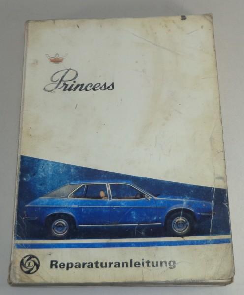 Werkstatthandbuch Austin Princess Stand 1975