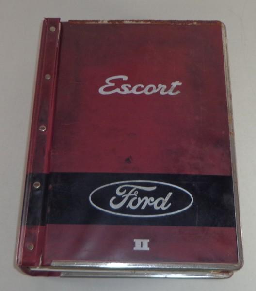 Teilekatalog Ford Escort Mk. I Knochen von 1972
