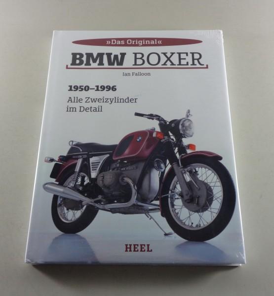 Bildband: BMW Boxer 1950 - 1996 Alle Zweizylinder im Detail - R90S / R100RS usw.