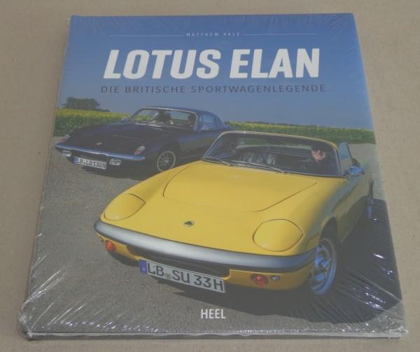 """Bildband Lotus Elan Cabrio / Coupé """" Die britische Sportwagenlegende """""""
