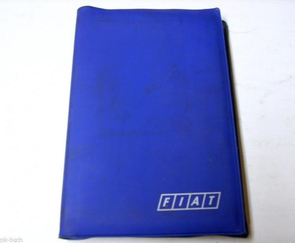 Betriebsanleitung Bordmappe mit Händlerverzeichnis Fiat Punto St. 1997