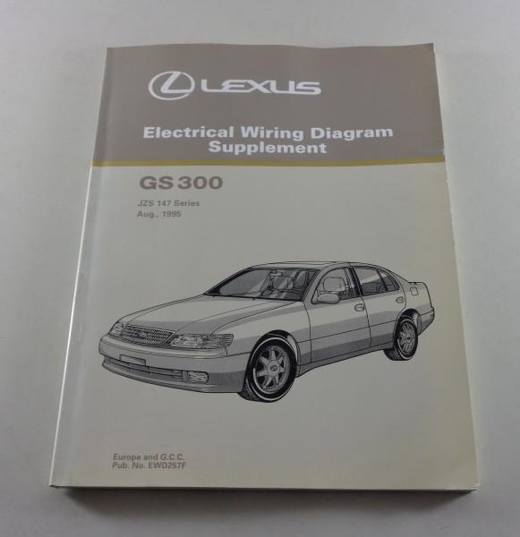 Workshop Manual Electrical Wiring Diagram Lexus Gs 300