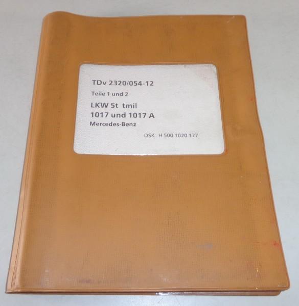Betriebsanleitung Wartung LKW 5 t Typ NG 80 Dezember 1988
